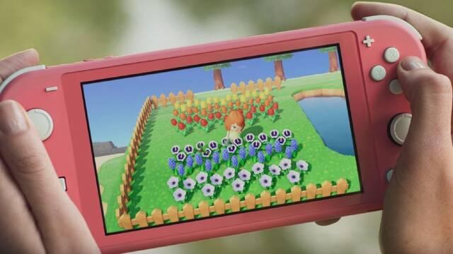 Nintendo Switch Lite Coral Fecha lanzamiento Europa