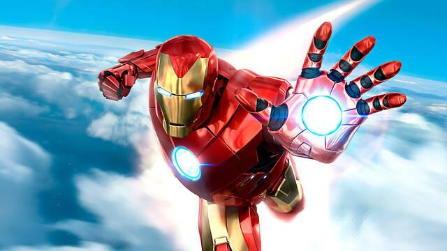 Iron Man VR y su demo en PS Store