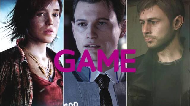 GAME y Quantic Dreams