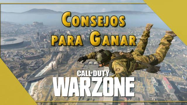 COD Warzone: Los mejores consejos para principiantes y para ganar partidas