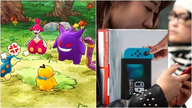Nintendo Switch y Pokémon triunfan en Japón