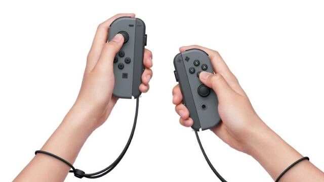 Joy-Con Drift Switch Nintendo