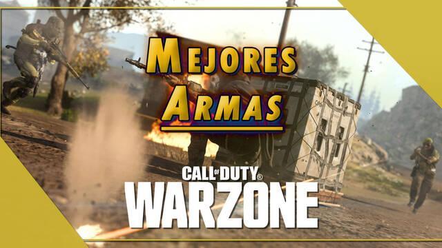 Call of Duty Warzone: ¿Cuáles son las mejores armas y cómo se consiguen?