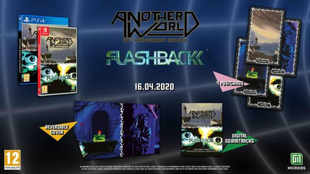Pack Another World y Flashback