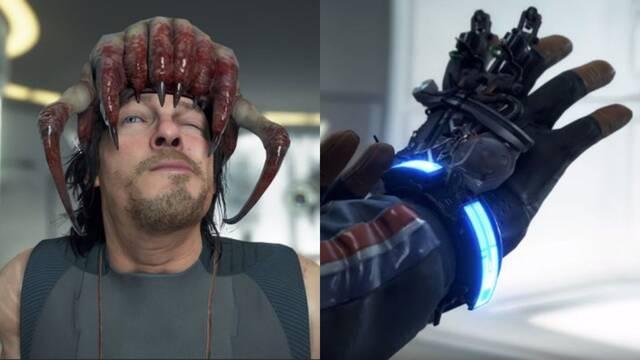 Los objetos fruto de la colaboración entre Death Stranding y Half Life serán más que complementos estéticos.