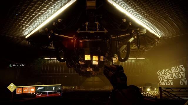 Red de satélites bélicos de Serafín en Destiny 2: cómo completarla  y recompensas