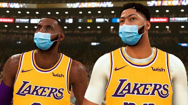 NBA 2K20 afectado por el coronavirus