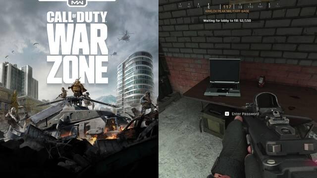 Call of Duty Warzone Puzle Acertijo Secretos Búnkeres