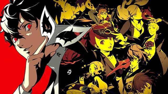 Persona 5 Royal presenta nuevo tráiler.