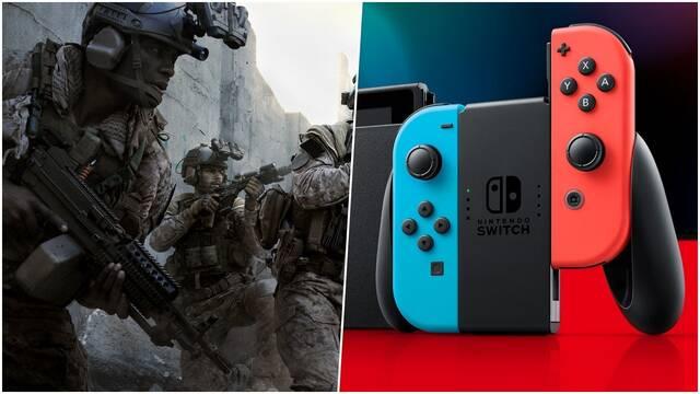 Ventas Estados Unidos Call of Duty Nintendo Switch