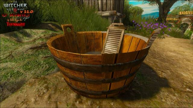 The Witcher 3 se ve todavía mejor gracias a este mod.