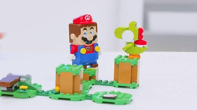 LEGO y Nintendo tendrán más productos juntos en el futuro.