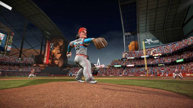 Super Mega Baseball 3 se publicará en abril.