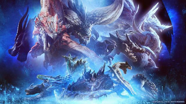 Monster Hunter World 16 millones de copias vendidas