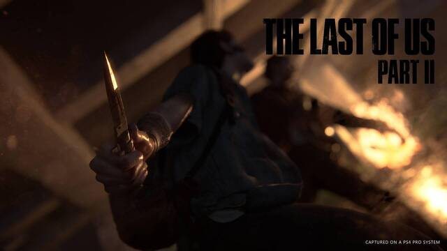 The Last of Us Parte 2 Animación Crunch