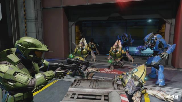 Halo 2 Anniversary PC beta prueba lanzamiento