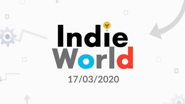 Nintendo Indie World Marzo 2020 Directo