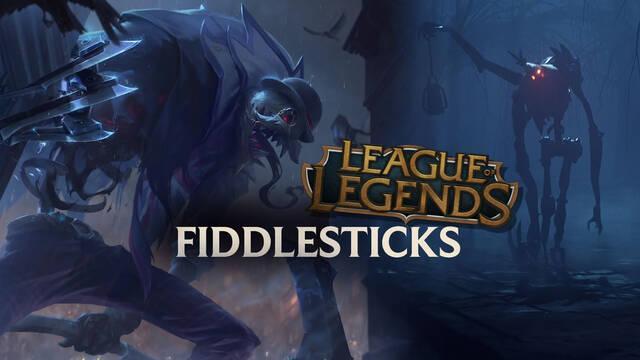 nuevo rework de Fiddlesticks