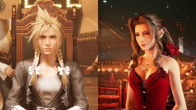 Final Fantasy VII Remake imágenes marzo 2020