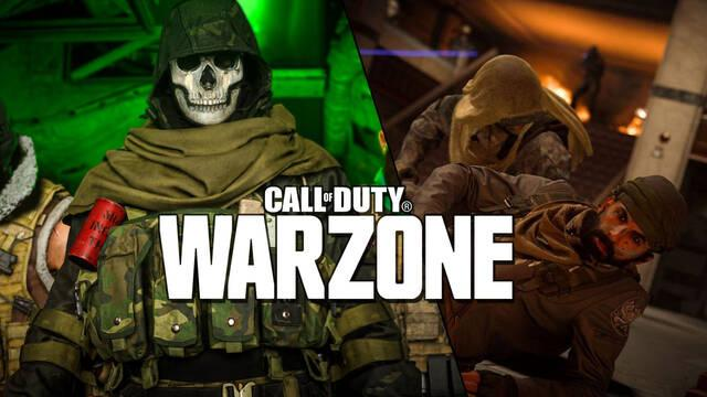 Call of Duty Warzone 4 bugs importantes