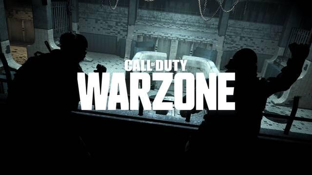 COD Warzone y los lanza piedras