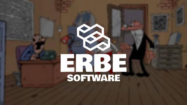 Erbe Software rebaja sus juegos en Steam