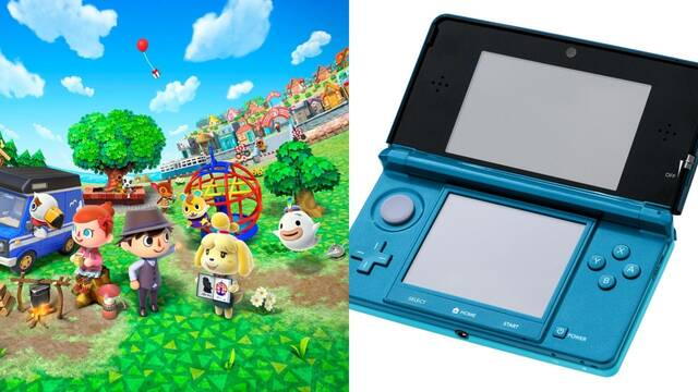Animal Crossing anciana
