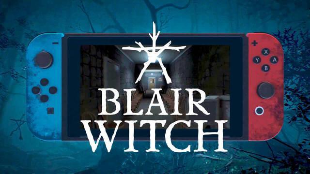Blair Witch se lanzará en Nintendo Switch