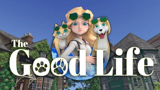 The Good Life Switch Tráiler Gameplay