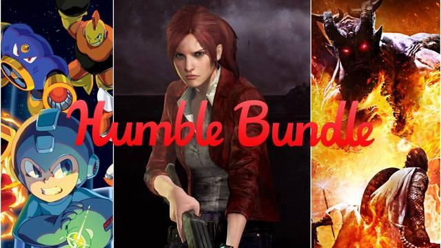 Humble Bundle pack Capcom