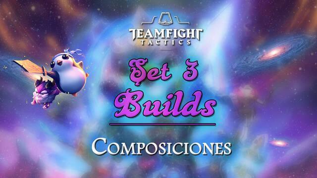 Teamfight Tactics (TFT): Las mejores Builds o composiciones del Set 3 Galaxias