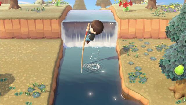 Cómo conseguir la pértiga en Animal Crossing: New Horizons
