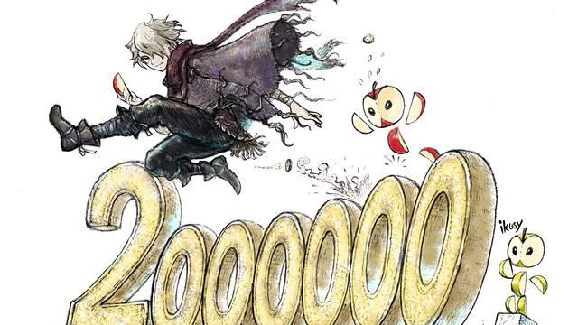 Octopath Traveler alcanza los 2 millones de copias vendidas