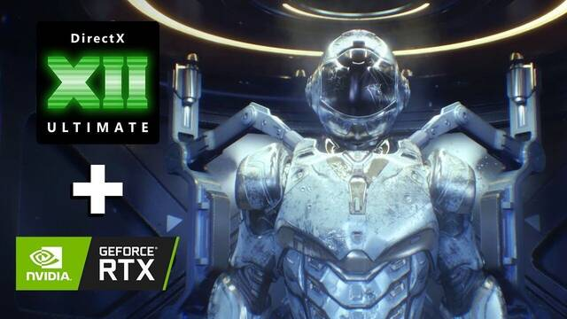 Nvidia DirectX 12 Ultimate