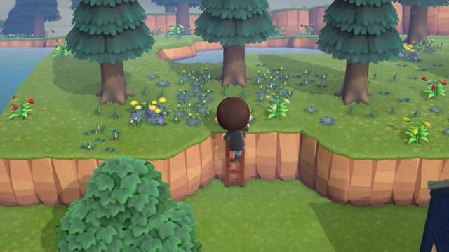 Cómo conseguir la escalera de mano en Animal Crossing: New Horizons