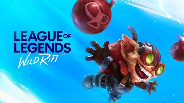 League of Legends Wild Rift, cambios en campeones