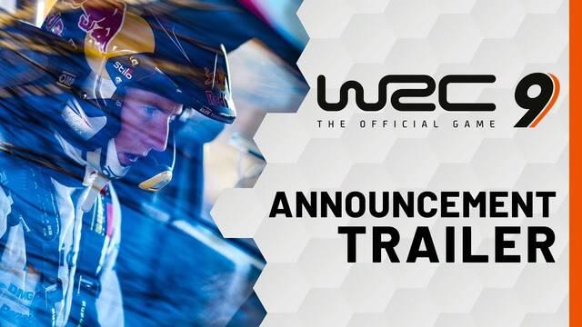 WRC 9 anunciado para PS5, Xbox Series X, PC, Nintendo Switch, Xbox One y PS4