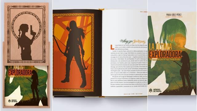 Libro de La última exploradora
