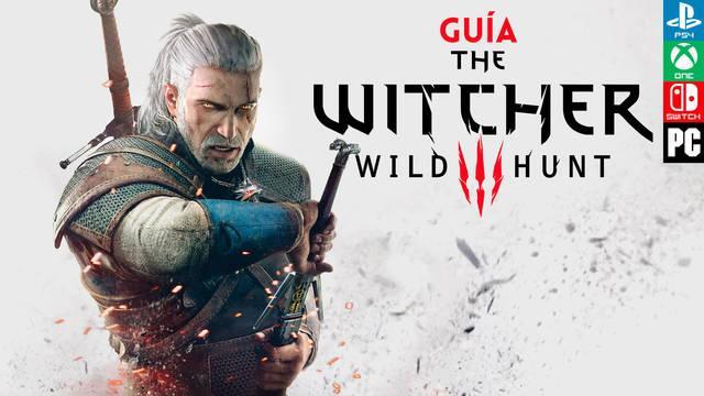 🐺 Guía definitiva The Witcher 3: Wild Hunt - Trucos y Consejos