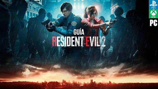 Guía Resident Evil 2 Remake (Leon y Claire) - Trucos, consejos y secretos