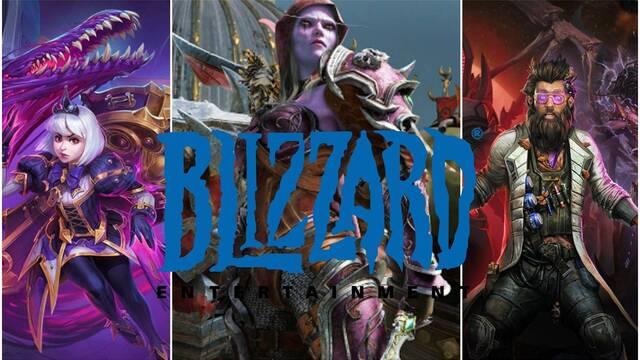 Blizzard regala personajes y más