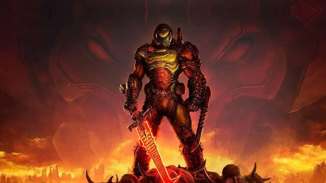 Doom Eternal comienza bien en Steam