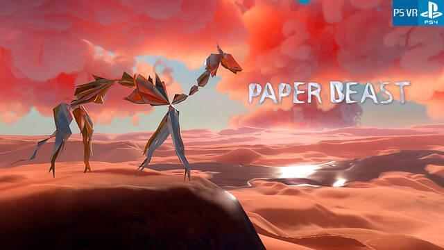 Paper Beast