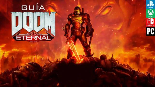 Guía Doom Eternal, trucos, consejos y secretos