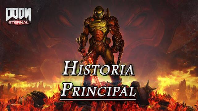 DOOM Eternal: Todas las misiones e historia al 100% y todos los secretos