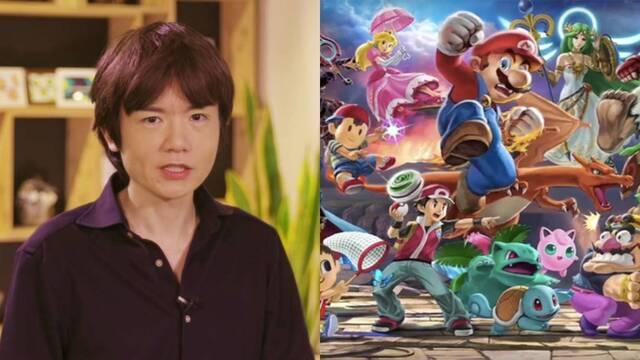 """Sakurai afirma que """"no hay garantías"""" de que siga haciendo juego después de Super Smash Bros. Ultimate."""