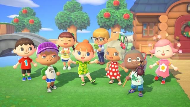 Animal Crossing: New Horizons es el más vendido en Reino Unido