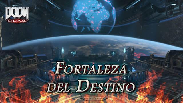 Fortaleza del Destino en DOOM Eternal - Coleccionables y secretos