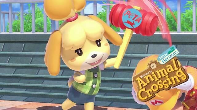 PETA y Animal Crossing