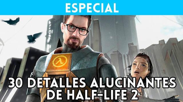 Half-Life 2 y sus 30 detalles